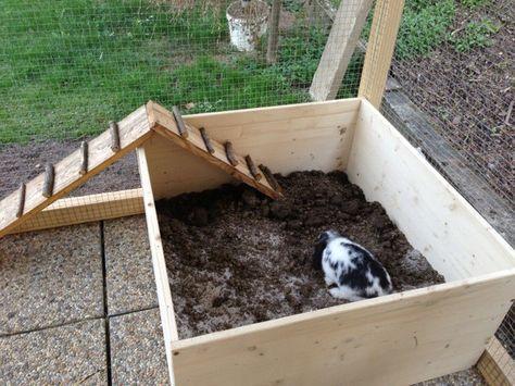 die besten 25 gehege kaninchen ideen auf pinterest kaninchengehege hasenst lle und hasengehege. Black Bedroom Furniture Sets. Home Design Ideas
