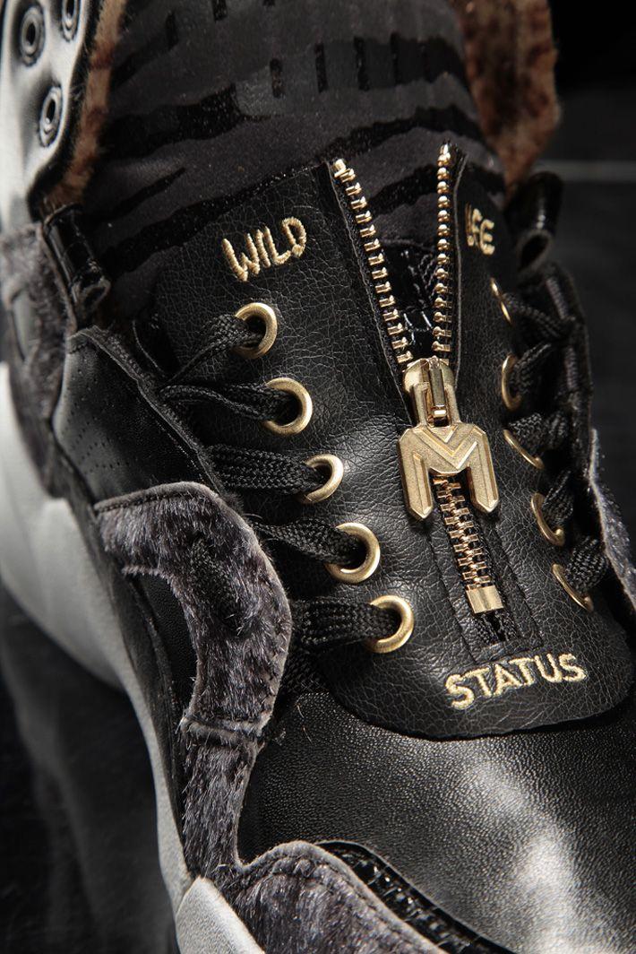 Questa sneaker è stata scelta dal rapper Marracash, testimonial PUMA dal 2011, per la creazione di un'inedita ed esclusiva release dedicata a tutti i suoi fan e a tutti coloro che vogliono uno stile 'ghetto chic' senza compromessi e che testimonia ancora una volta il legame e la passione di PUMA per la musica.