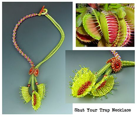 """Shut Your Trap"" Necklace-Laura McCabe-higher res photos here--http://cdn3.volusion.com/wjzwa.enwqa/v/vspfiles/photos/NK-SYT-3.jpg--and here-http://cdn3.volusion.com/wjzwa.enwqa/v/vspfiles/photos/NK-SYT-2.jpg"