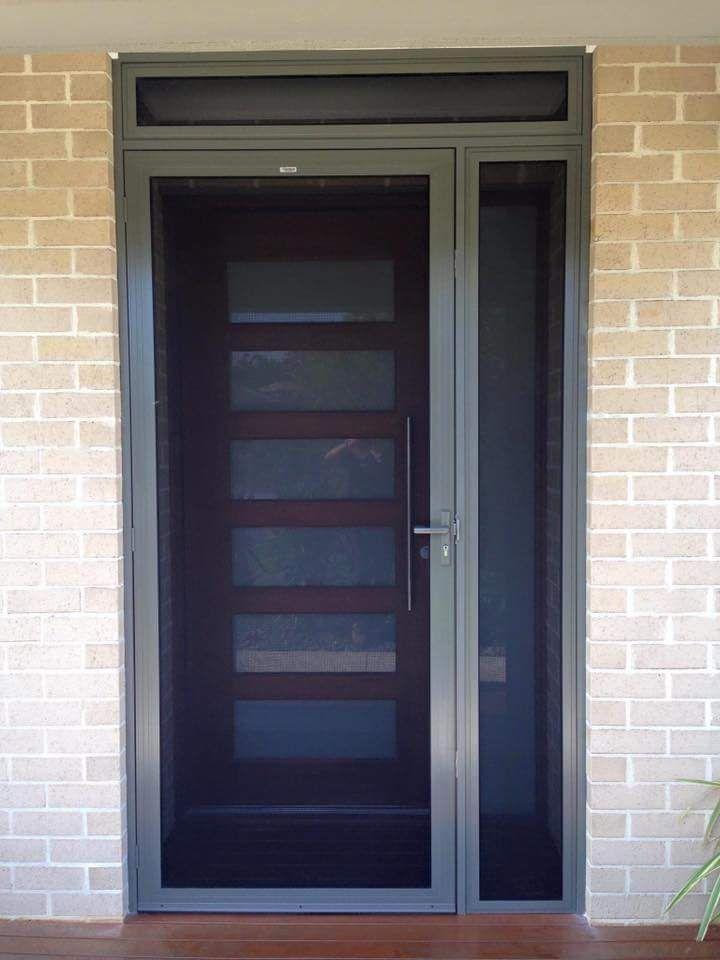 Porch Enclosure   Fleming Security Doors & Screens