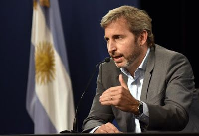 """NOTICIAS VERDADERAS: FRIGERIO, SOBRE LAS TARIFAS DE GAS: """"COMETIMOS UN ..."""