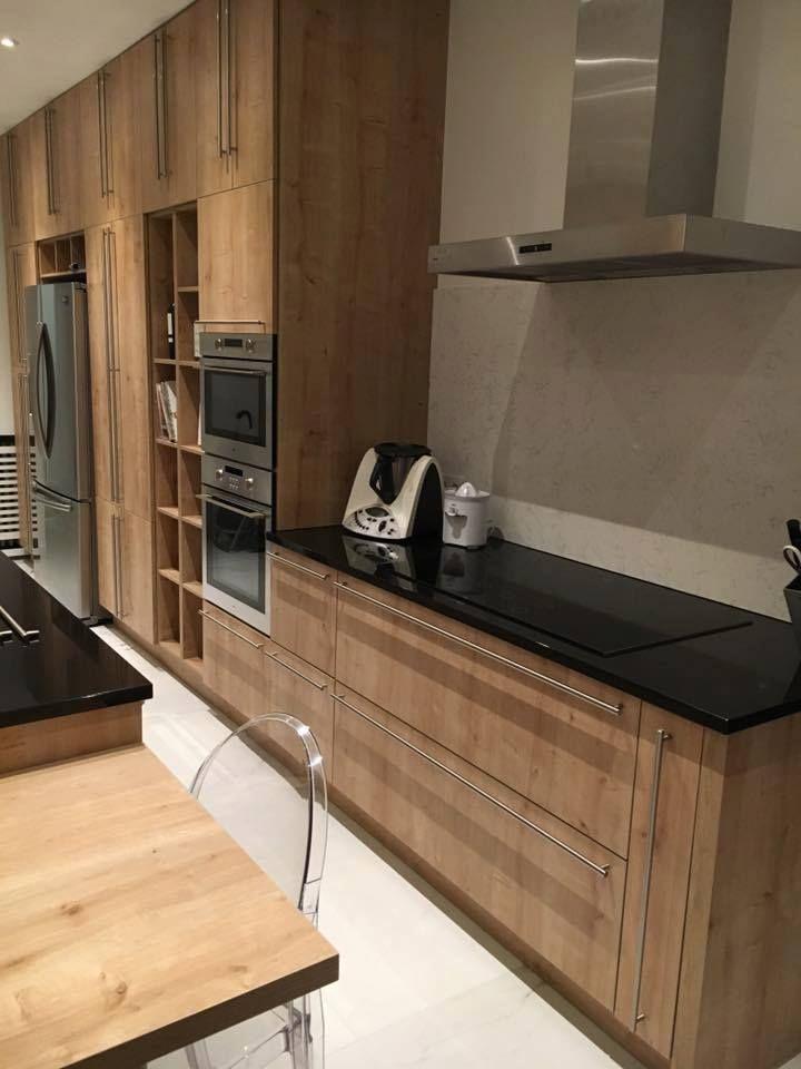 26+ Cuisine bois marbre noir ideas in 2021