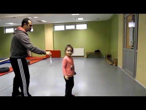 SPORAMCA  Özel Çocuklar Ve Okulöncesi Spor REAKTİON ECTİVİTİES - YouTube