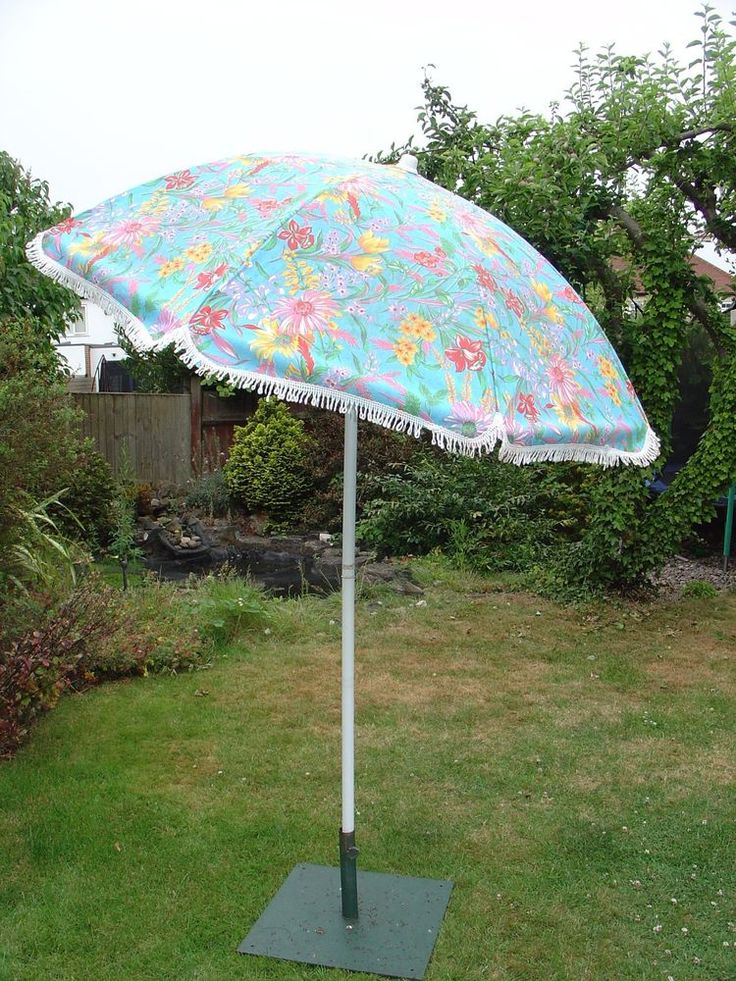 17 Best images about •★• Vintage Parasol •★• on Pinterest | Gardens, Umbrella for patio and Campers