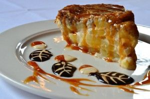 Delicious Fall Desserts in the Upper PeninsulaUpper Peninsula, Sour Cream, Walnut Pies, Delicious Fall, Landmarks Inn, Cream Apples, Peninsula Heavens, Apples Walnut, Fall Desserts