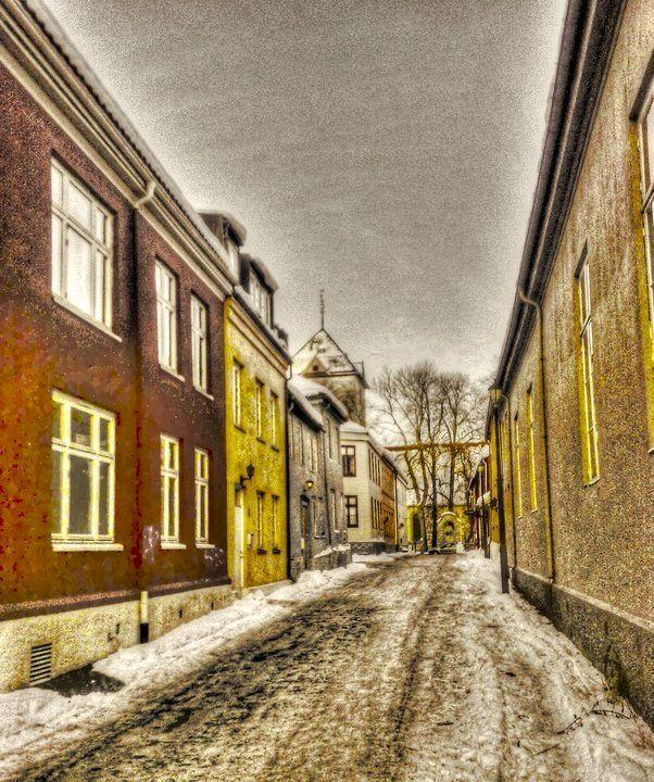 Edit by me, Trondheim