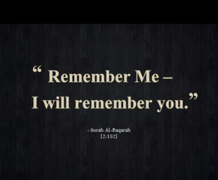 Increase our thikr (remberance Allah) so that we'll get peaceful heart