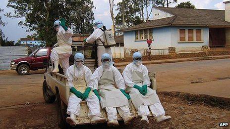 Deadly Ebola virus reaches Guinea capital Conakry - UN