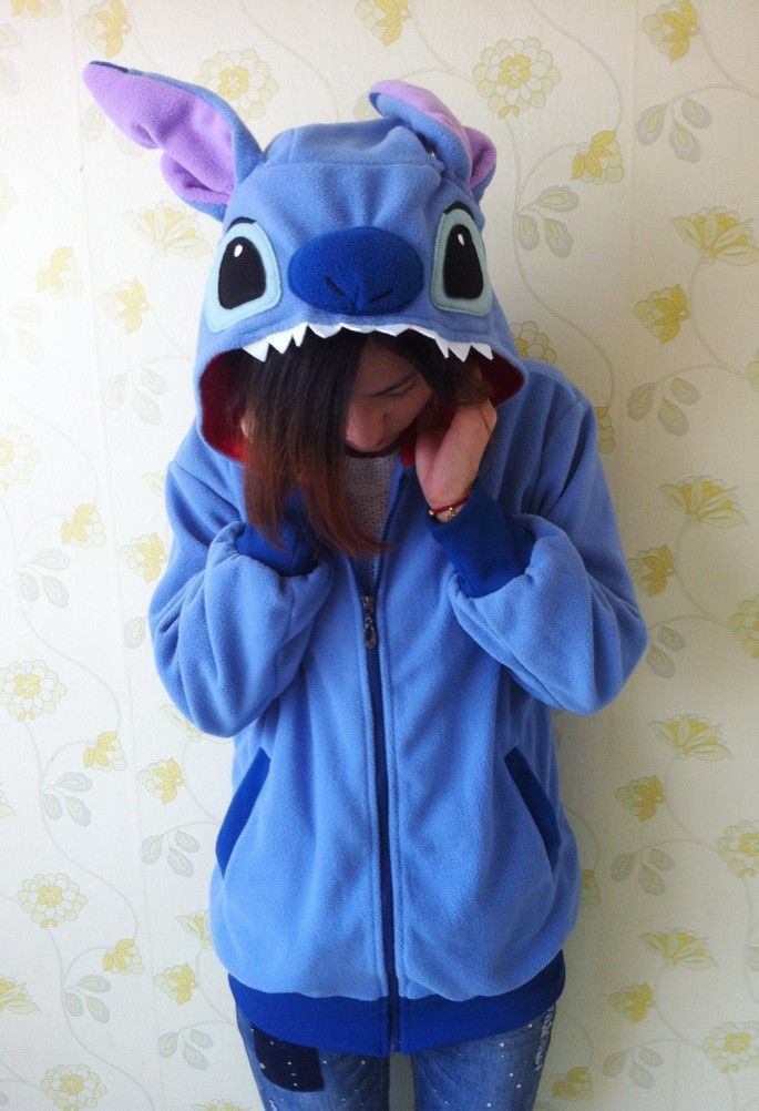 Look cute while wearing this Lilo and Stitch Hoodie! - This is perfect for any Lilo and Stitch Fans! - While Supplies Last! Limit 10 Per Order Please allow 4-6 weeks for shipping due to high demand It