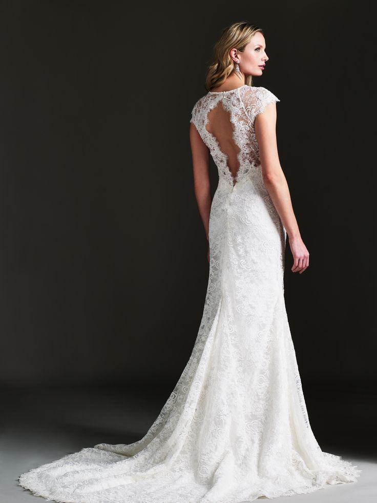 View entire slideshow: Caroline Castigliano Wedding Dresses Spring 2017 on http://www.stylemepretty.com/collection/5087/