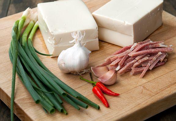 chinese hunan tofu recipe   use real butter