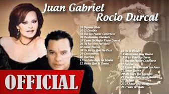 JUAN GABRIEL Y ROCIO DURCAL DESDE ACAPULCO - YouTube