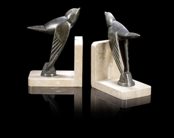 260 best ART DECO BOOKENDS images on Pinterest | Bookends, Bronze ...