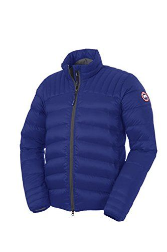 Canada Goose Brookvale Jacket  Mens Pacific Blue Medium >>> See this great product. This is an Amazon Affiliate links.