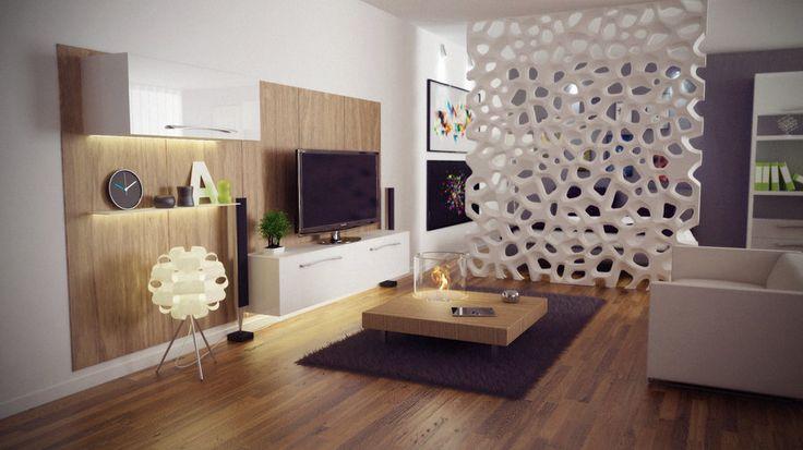 5 separadores de ambientes asombrosos y elegantes