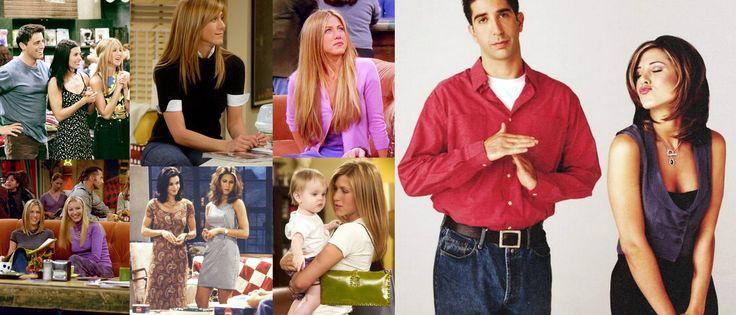 Rachel Green style 10 consigli di stile dalle serie TV