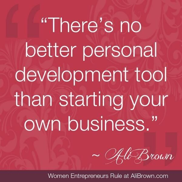 There's No Better Personal Development Tool Than Starting