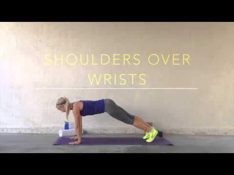 DAY 30 - AB WORKOUT - Welcome to REAL FIT with BROOKE B!