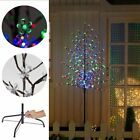 180cm LED Kirschbaum mit 160 LEDs Weihnachtsdekoration Kirschblütenbaum Sakura Baum   – Feste & besondere Anlässe