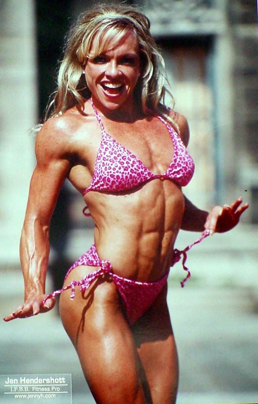 Jen Hendershott | Beautiful and Strong | Fitness models ...