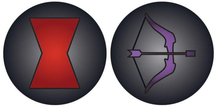 Hawkeye logo marvel - photo#19