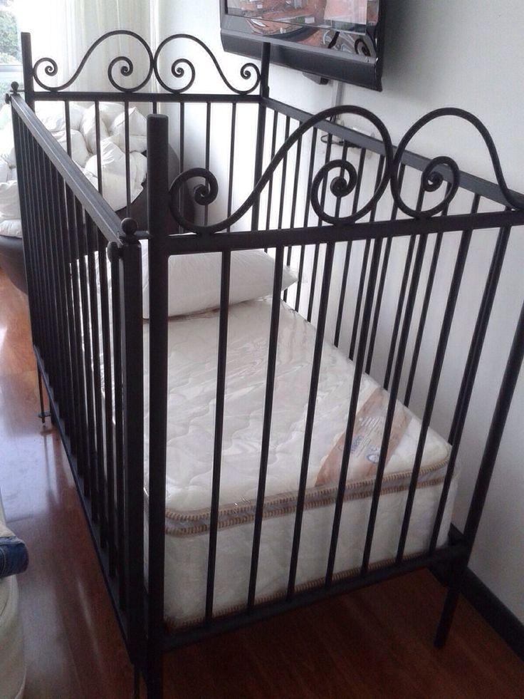 Mejores 7 imágenes de Cunas bebé en Pinterest | Habitación infantil ...