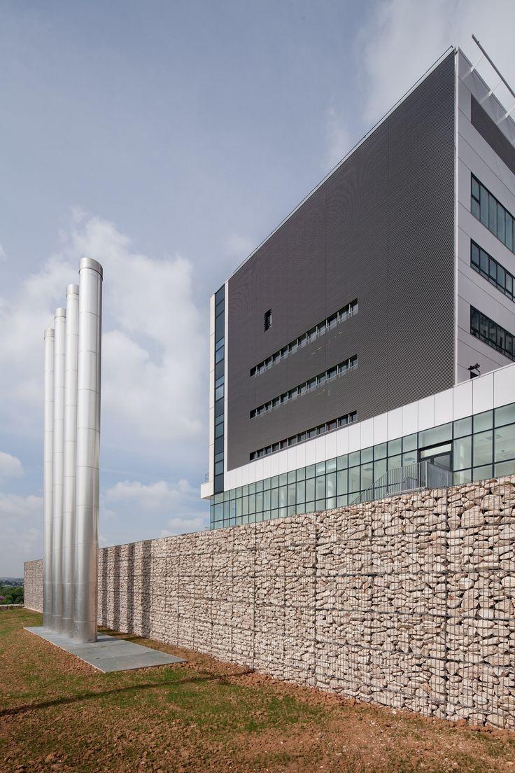 Image 42 of 47 from gallery of Villeneuve-Saint-Georges Hospital  / Atelier d'architecture Michel Rémon. Photograph by Mathieu Ducros