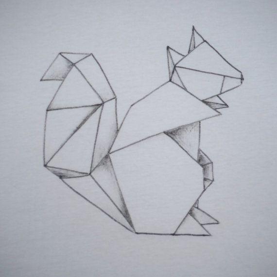 Geometric squirrel
