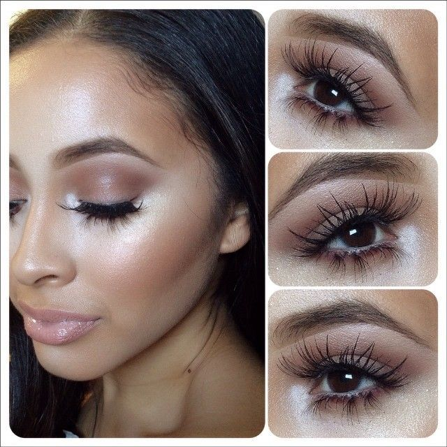 Natural Look by Makeup Lovers Unite. #Smokey