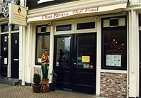 The Chao Phraya Thai restaurant in Nieuwarkt, Amsterdam has got to be one of the best Thai's I've ever had. Been several times and always great food and great service with nice extra touches. Can get v busy at times especially evenings around 9 but guess that's a good sign