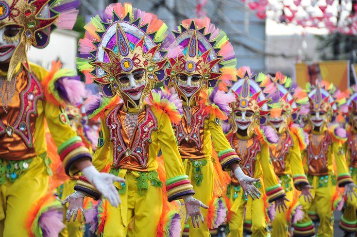 The Ultimate Masquerade Fun: Masskara Festival | The Mixed Culture