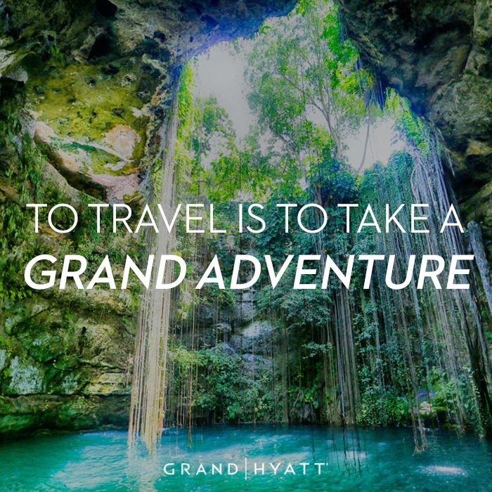 Go ahead, travel somewhere new.