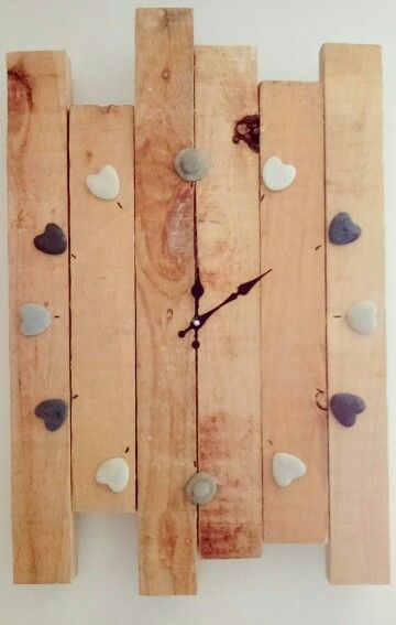 For the love of time... Clock for my kitchen.