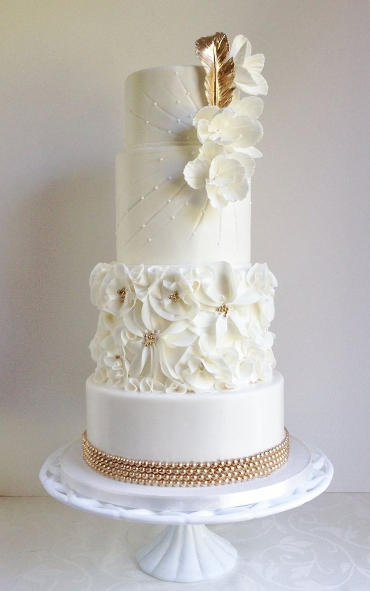 white and gold wedding cake images best 25 gold cake ideas on sequin cake gold 27206