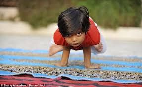 Yoga is a science of living healthy life forever. It is like a medicine which treats various diseases gradually by regularizing the functioning of body organs.