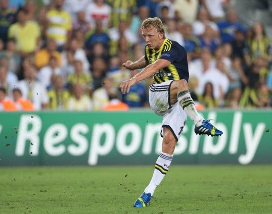 Fenerbahçe - Arsenal | Dirk Kuyt