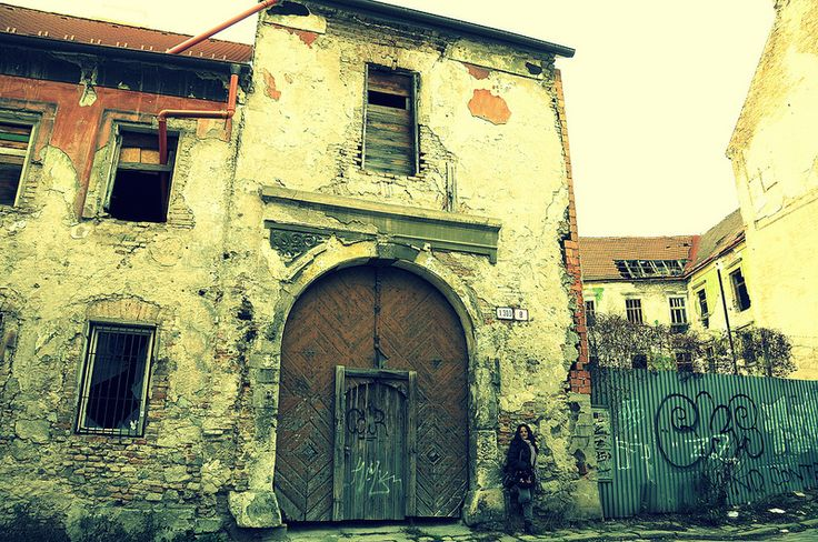 Ruderi a Bratislava | Flickr - Photo Sharing!