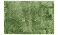 SHAGGY SOFT SILK GREEN- tappeto shaggy morbido e luminoso