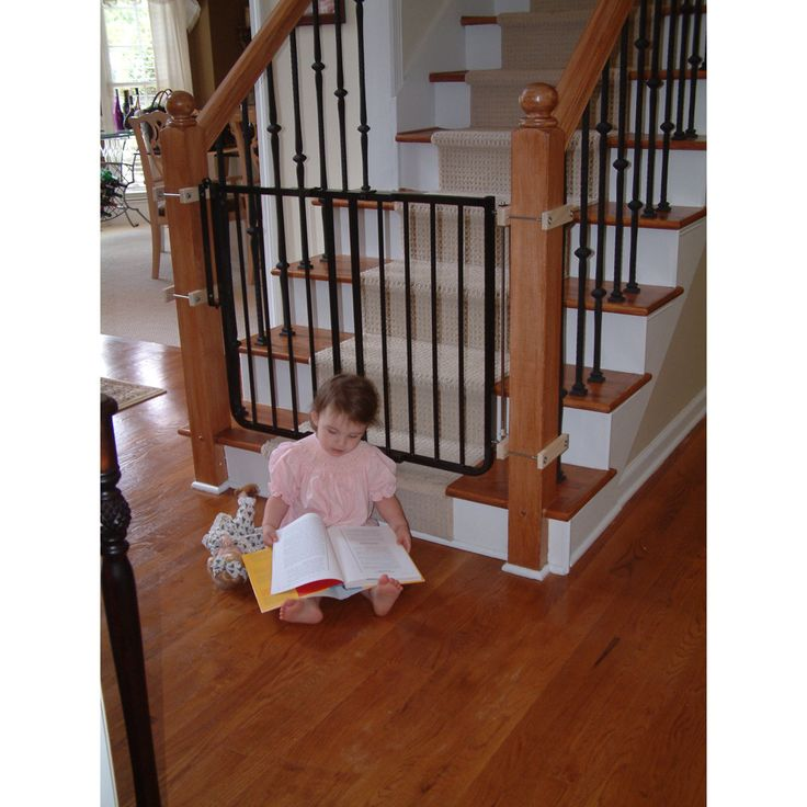 Stairway Special Child Gate | Overstock.com Shopping - The Best Deals on Child Gates