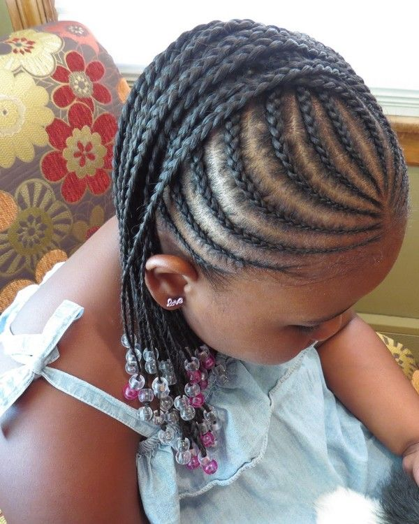 Searching for braids hairstyles for little girls?    You have come to the right place. We have compiled 20 fabulous braids    hairstyles for little girls. Check them out now! Braided hairstyles for    little girls require only one thing that is: pull hair back and away from the    face. So children can have their fun time without any fuss.