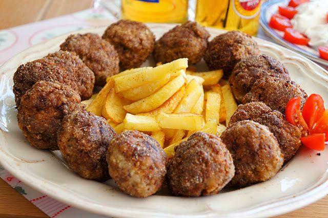 Kitchen Stori.es: Κεφτέδες με Ούζο