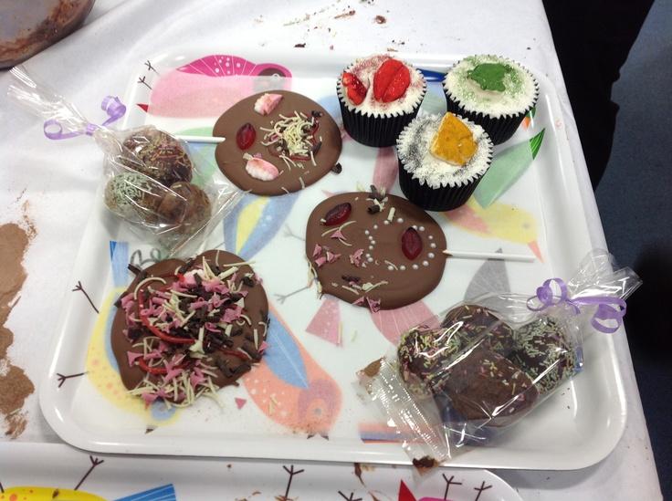 School Chocolate Workshop