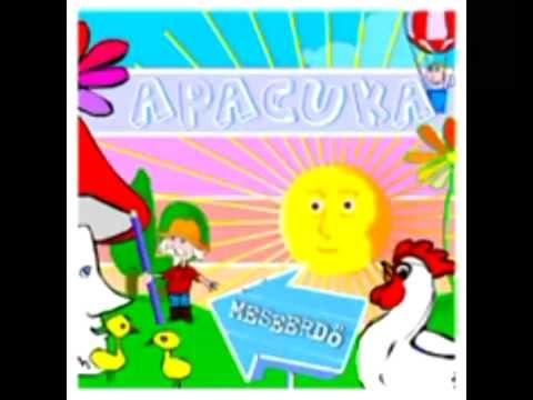 Apacuka zenekar - Lepke (szöveg: Fazekas Anna)