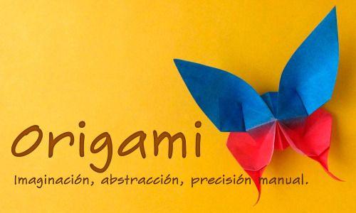 Creanimus - Juegos | Origami, deja volar tu imaginación