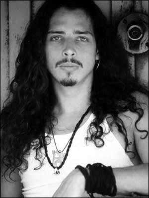 Chris Cornell.  One of the greatest and most unique voices in rock and roll.