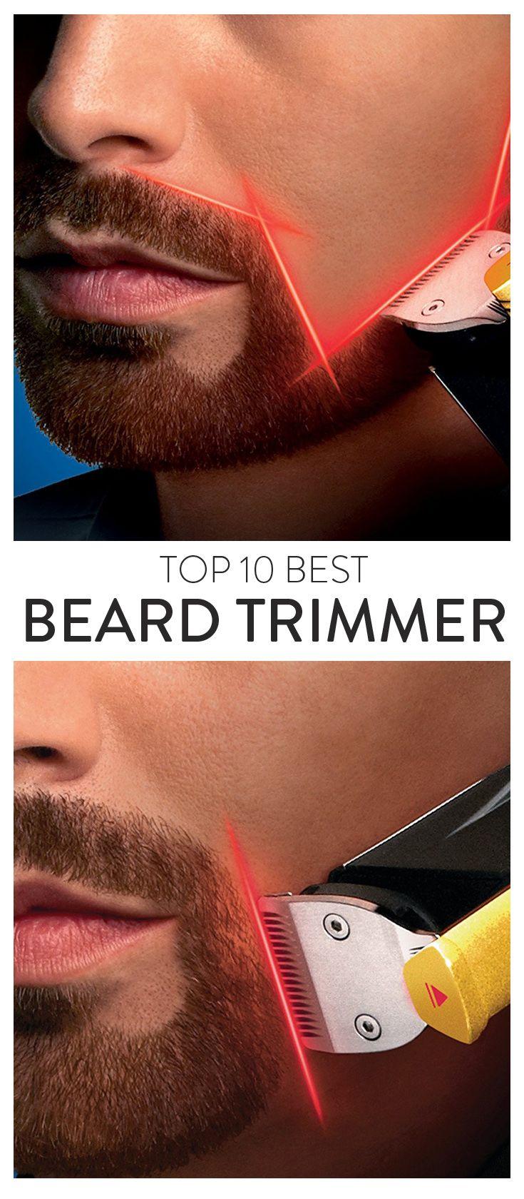 Top 10 Best Beard Trimmer