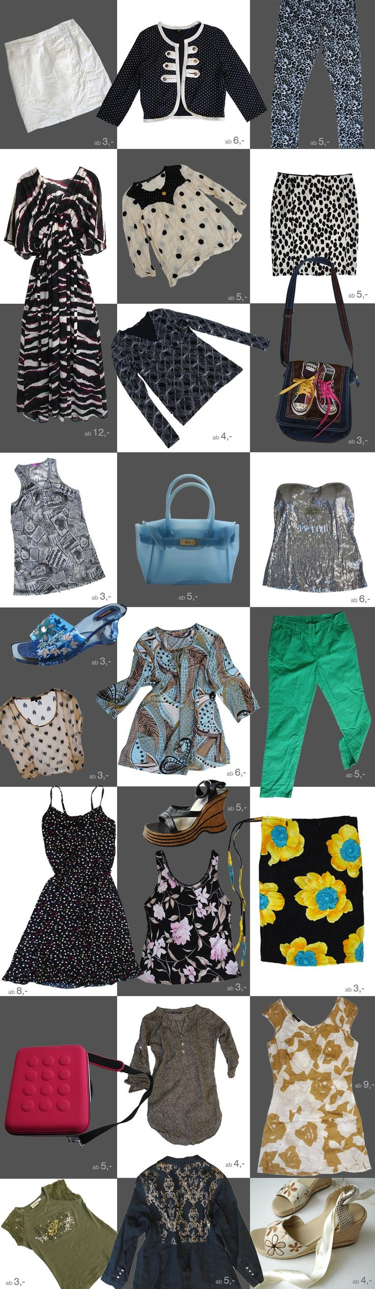 second-hand store / men's, women's and children's clothes / homeware / Something for me