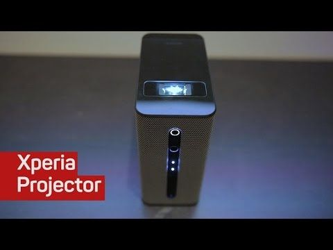Sony Xperia Projector - http://eleccafe.com/2017/01/10/sony-xperia-projector/