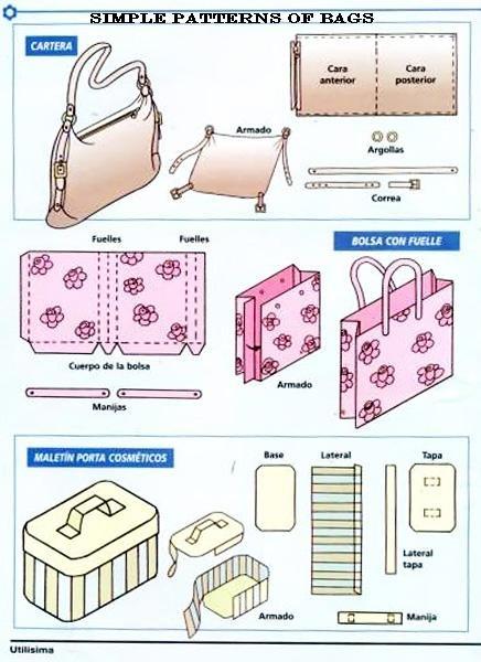 Bag - simple pattern