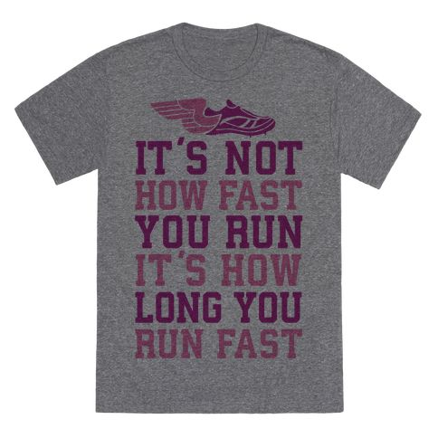 True cross-country runners know this rule (Sprinters do not!). Distance running is a matter of sheer determination, and you got it! Who says cardio is easy? Not anyone who ever tried this--leave them to eat your dust. Cross country runners got no time for fragile footwear! Excellent for the gym, for training, for races, for a rare rest day...Nothing's better than a runner's high, and this princess isn't afraid to get dirty, so get outside and show off your running chops with this perfect…